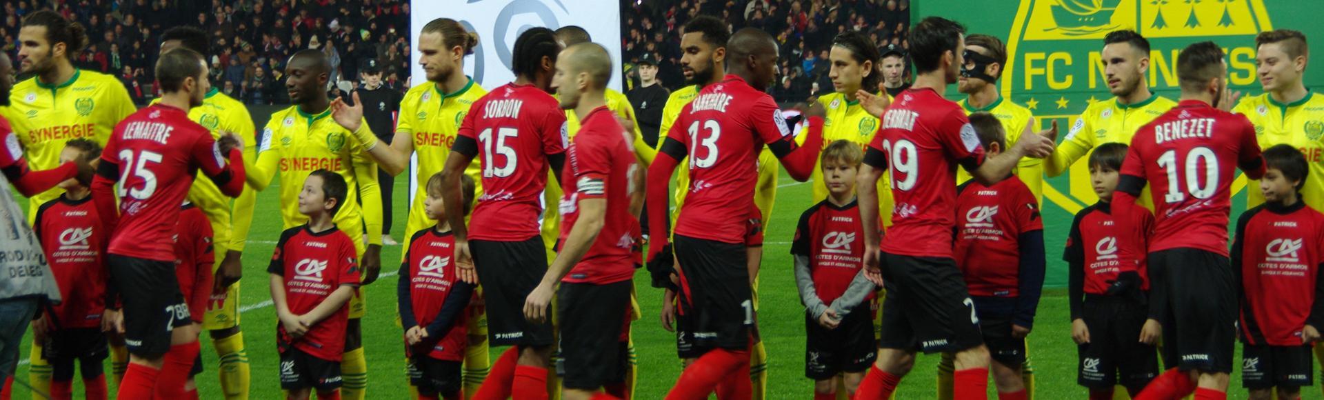 Date Match Guingamp Nantes